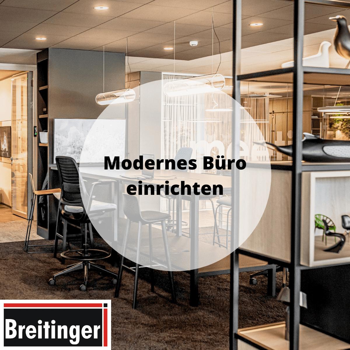 moderne Bürogestaltung   Büro einrichten leicht gemacht